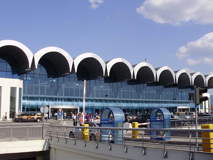 1 - plecare aeroport henry coanda