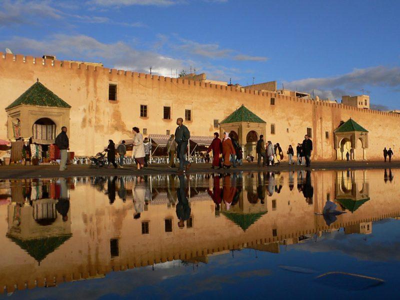 Place-El-Hedim-Meknes-Maroc-Photo-Vincent-Laganier