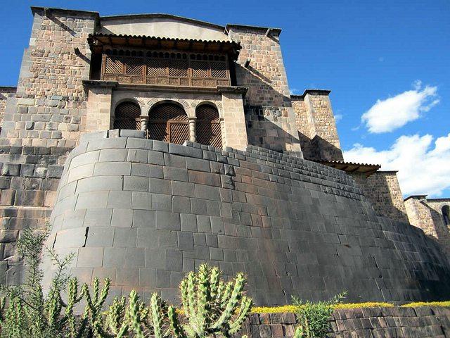 cusco templul soarelui