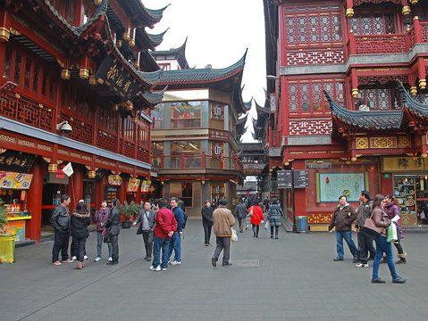 street-shanghai