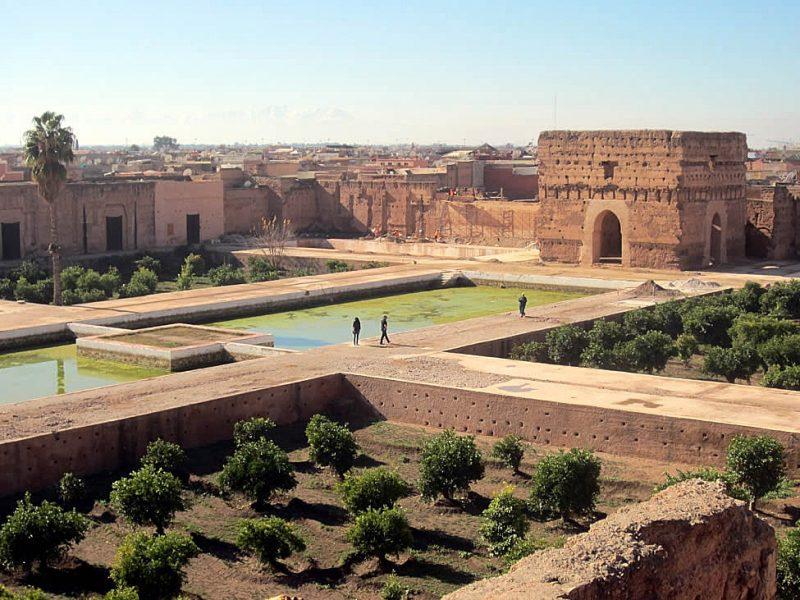 things-to-do-in-marrakech-morocco-palais-el-badi